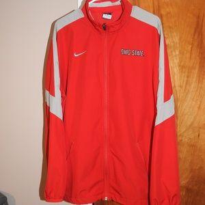 Ohio State Buckeyes Nike Storm Jacket Large